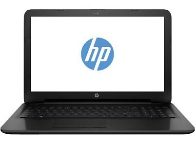"HP 15.6"" HD Display Laptop Intel i3-5005U 2.0GHz 4GB RAM 500GB HDD Windows 10"