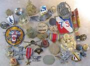 Military Button Lot