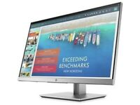 "HP EliteDisplay E243d Docking Monitor with Pop-up Webcam (23.8"" ) Brand New"