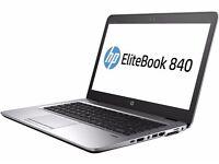 "NEW HP EliteBook 840 G3 14"" i5 6200U 6th Gen 8GB RAM - 500 GB HDD Mint Condition"