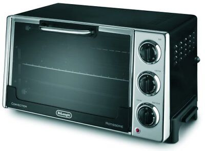 DeLonghi RO2058 6-Slice Convection Toaster Oven with Rotisserie (Remanufactured)