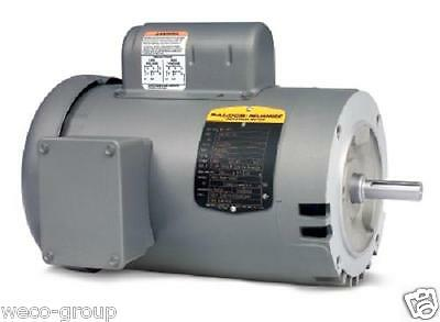 Vel11306 34 Hp 3450 Rpm New Baldor Electric Motor Old Vl1306