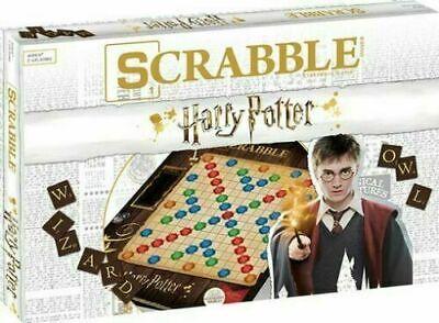 Harry Potter Scrabble Board Game New - MONSC010400