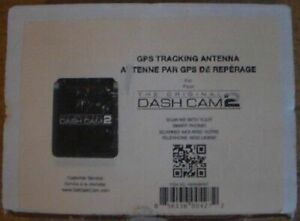 The Original Dash Cam 2 GPS Tracking Antenna