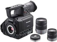 Panasonic AG-AF101 Camcorder - Used in Excellent Condition -Just few hours usage