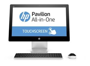 New! HP all-in-one Computer. Mouse and keyboard!