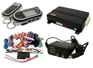 viper remote start car alarms   security ebay
