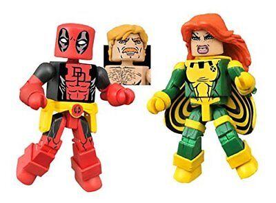 Marvel MiniMates Series 65 Secret Wars Deadpool X-Force Siryn Diamond Figure Set - Siryn Marvel