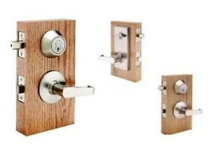 Door Lock Set Ebay