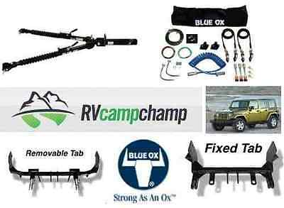 Blue Ox RV Complete Alpha Tow Package Smart Car 2008-2015