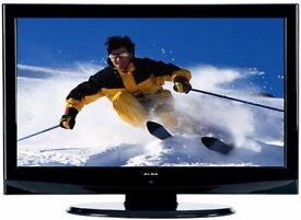 32 Alba lcd freeview tv with original remote