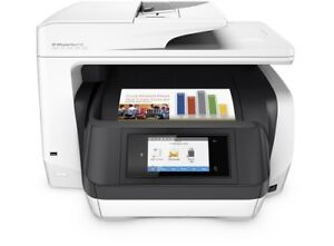 HP Officejet Pro 8720 printer/scanner/fax