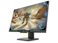 HP 27XQ 1440p 144Hz Gaming Monitor £250