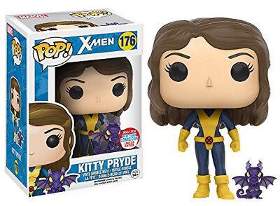 Funko POP!: Marvel: X-Men: Kitty Pryde Exclusivo