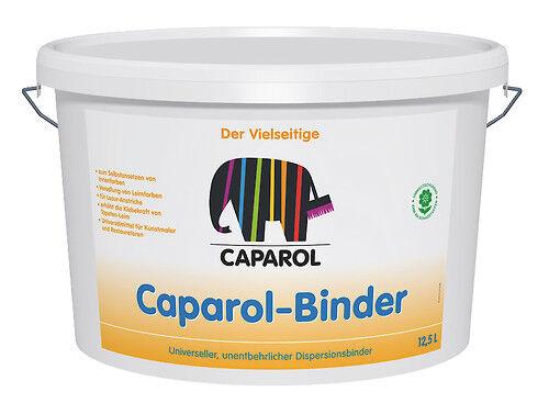 Caparol Binder 1 Liter -hochwertiger Kunstharzdispersions-Binder-