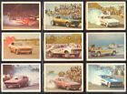 Fleer NHRA Auto Racing Cards
