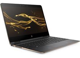 Hp Spectre x360. 2TL60ES#ABU. i7, 8gb ram ddr4, 256gb ssd. Tactil 13'' laptop. Windows 10. Tablet