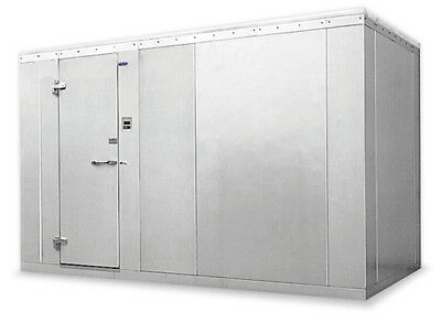 Norlake 11x14x7-7 Nor-lake Fast Trak Outdoor Walk In Freezer W Remote Condenser