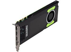 HP Nvidia Quadro M4000 M6V52AA 8GB GDDR5 - OpenGL - NEU