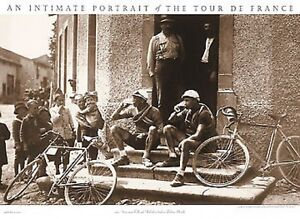 Presse-Breaktime-Tour-de-France-print-cycling-poster-Europe-sports-bicycle-race