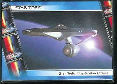 Complete Star Trek Movies Trading Card 90 Card Base Set