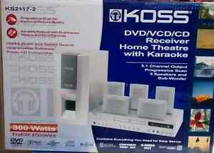 Koss Home theater