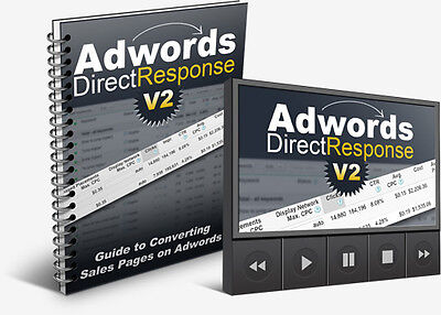 Adwords Direct Response Guide   Videos On 1 Cd