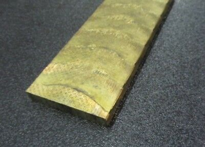 954 Bronze Oversize Flat Bar 14 Thick X 2 Wide X 72.0 Length