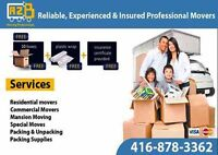 A2В Movers- NEW Month Special- Call Us Now