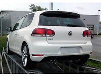 VW Golf Mk6 Rear Lights Genuine