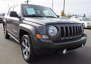 2016 Jeep Patriot HIGH ALTITUDE 4X4 - SUNROOF/LEATHER