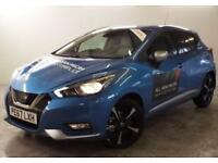 2017 Nissan Micra 0.9 IG-T N-Connecta 5 door [Bose/Vision+ Pack] Petrol Hatchbac