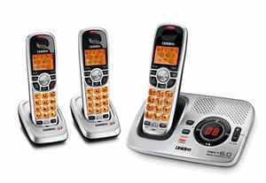 Ensemble de 3 Téléphone sans fil - UNIDEN West Island Greater Montréal image 1