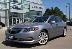 2016 Acura RLX Sport Hybrid Tech Sedan (Acura West)