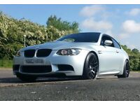 BMW M3 FROZEN SILVER EDITION (1 OF 100)