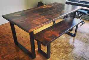 Local Custom Rustic Tables! Oakville / Halton Region Toronto (GTA) image 6