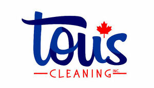 CARPET AND UPHOLSTERY CLEANING | Tous Cleaning Inc. Edmonton Edmonton Area image 7