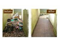 READ THIS --- Waste Rubbish removal in South Wales, tree work, garden maintenance.