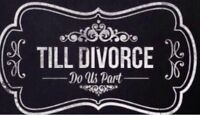 DIVORCE AT HALF THE COST OF A LAWYER