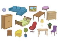 All sorts of. Items furniture to Jewelrey ,Ornaments ,Toys , .
