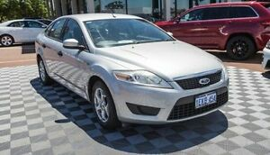 2008 Ford Mondeo MA LX Silver 6 Speed Sports Automatic Sedan Alfred Cove Melville Area Preview
