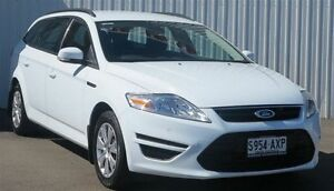 2013 Ford Mondeo MC LX Tdci White 6 Speed Direct Shift Wagon Kadina Copper Coast Preview