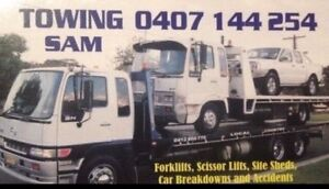Tilt tray/ tow truck service Blacktown Blacktown Area Preview
