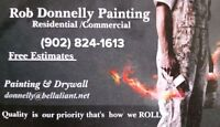 Residential/Commercial Painter  Rob Donnelly