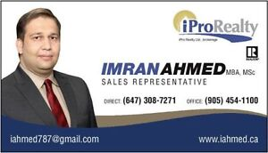 Professional & Friendly Real Estate Service