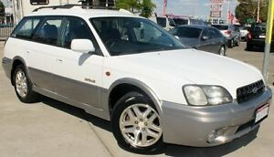 2001 Subaru Outback MY01 4 Speed Automatic Wagon Cannington Canning Area Preview