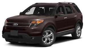 2014 Ford Explorer Limited Nav. Moonroof. Trailer Tow.