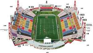 CALGARY STAMPEDER PRIMO GOLD TICKETS
