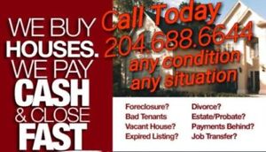 FACED WITH AN UNEXPECTED SITUATION? NEED TO SELL? WILL HELP