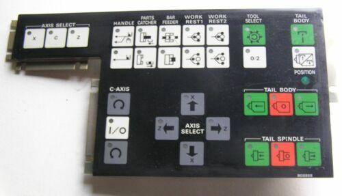 Mazak Keypad KS-YZ-17A-11 Mazatron CAM T3 Controller